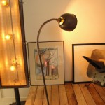 Lampe d'atelier flexible