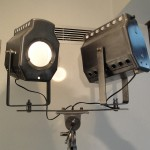 Projecteur double
